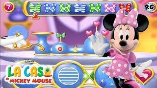 La Casa de Mickey Mouse - La Fabrica de Moños de Minnie - Disney Junior