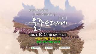 울주문화예술회관 특별기획 2021 울주오디세이 광고영상