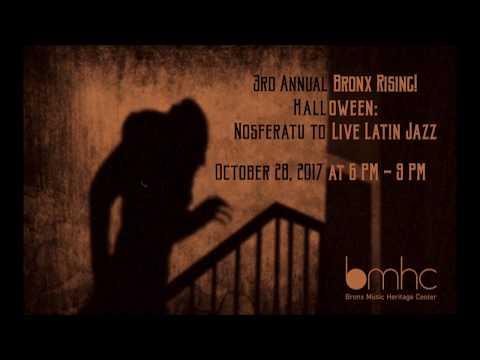 Nosferatu to Live Latin Jazz Halloween Teaser 10.28.2017