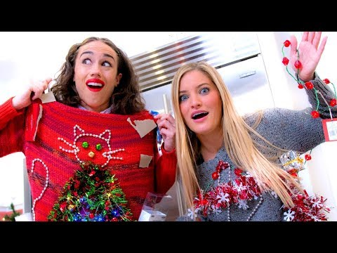 Download Youtube: DIY Holiday Sweaters with Miranda Sings!
