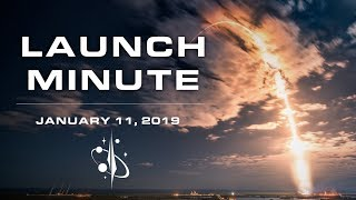 Launch Minute || January 11 2019