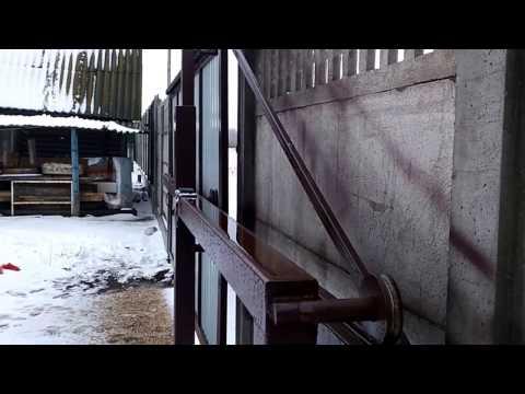 Установка ворот Любых типов Изготовление монтаж Забор