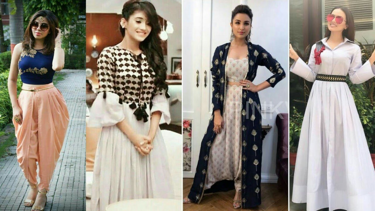 Best Ever Indo Western Dress Designs