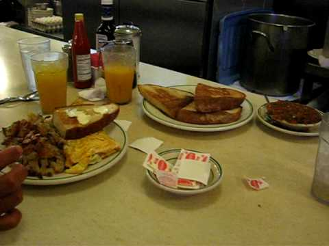 The Best Breakfast in Los Angeles  is at the Original Pantry Cafe.