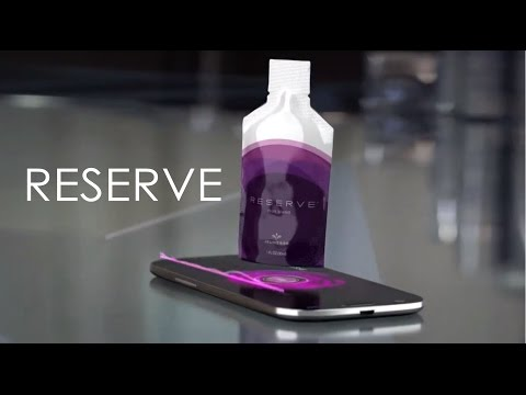 A Melhor apresentação do Reserve - O antioxidante da Jeunesse Global.