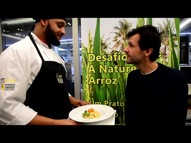 Leonel Loff  - Desafio a Natureza do Arroz