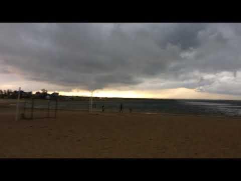 Torm Kuressaare merepäevadel 2017