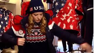 winter Olympics 2018 gangnam dance USA team