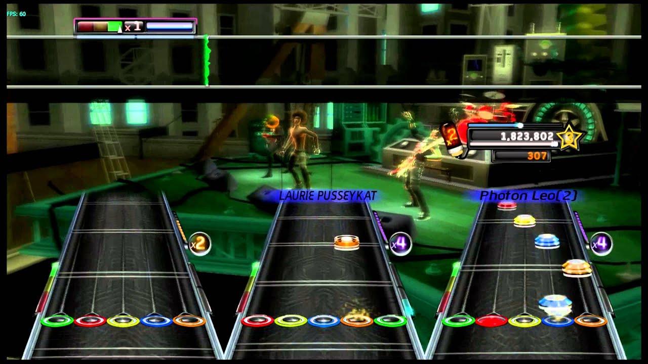 Guitar Hero: Warriors of Rock (Wii) - Bat Country Full ...