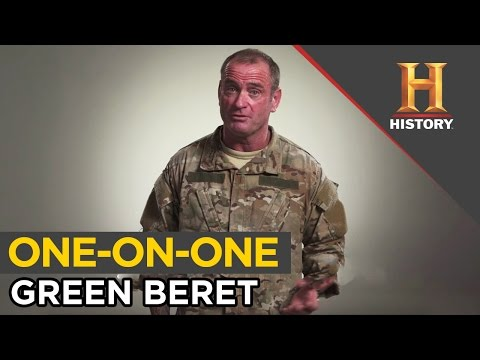 Being a Green Beret | Asia's Special Forces with Terry Schappert