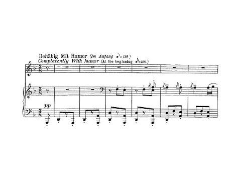 Mahler: Des Knaben Wunderhorn: 6. Des Antonius von Padua Fischpredigt - Goerne (Honeck, live)
