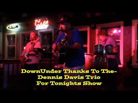Dennis Davis Trio March 14 2014