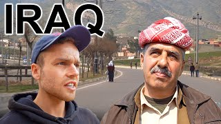 ROAD TRIP IN IRAQ (Journey into Unknown Territory)