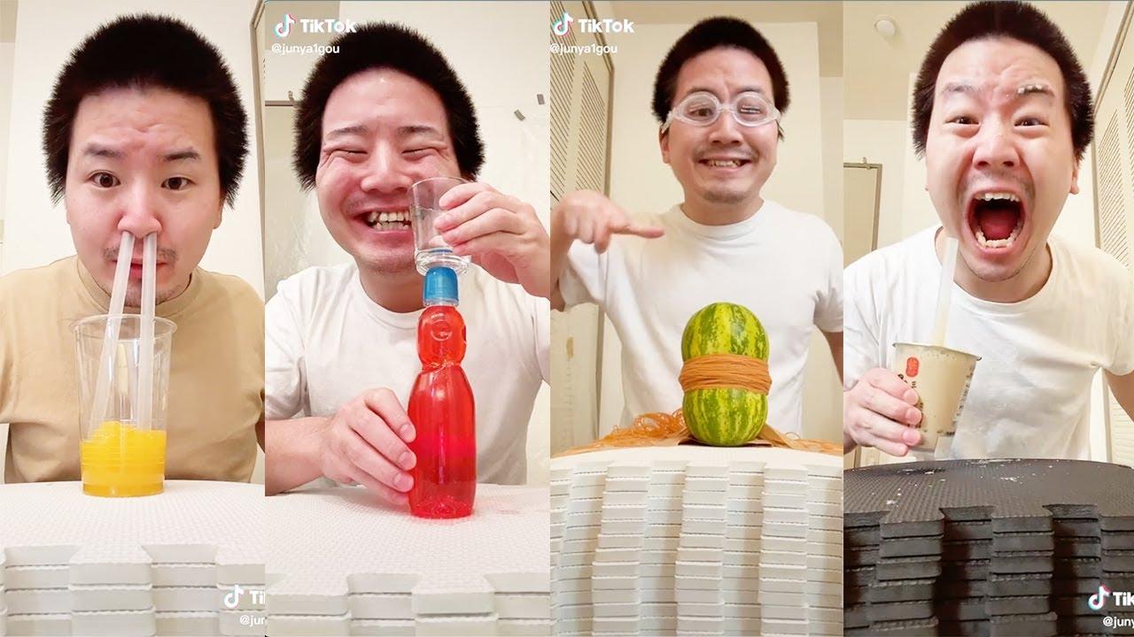 Download Latest Funny Tiktok Vidoes from Junya legend | @Junya.じゅんや