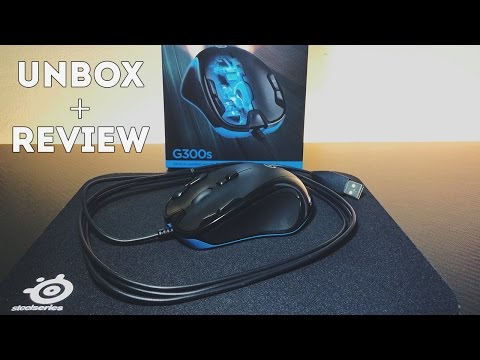 Logitech G300s Review: Cheap Gaming (and Productivity) Mouse!