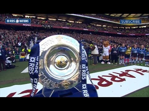 England v Ireland - Official Extended Highlights 22nd February 2014