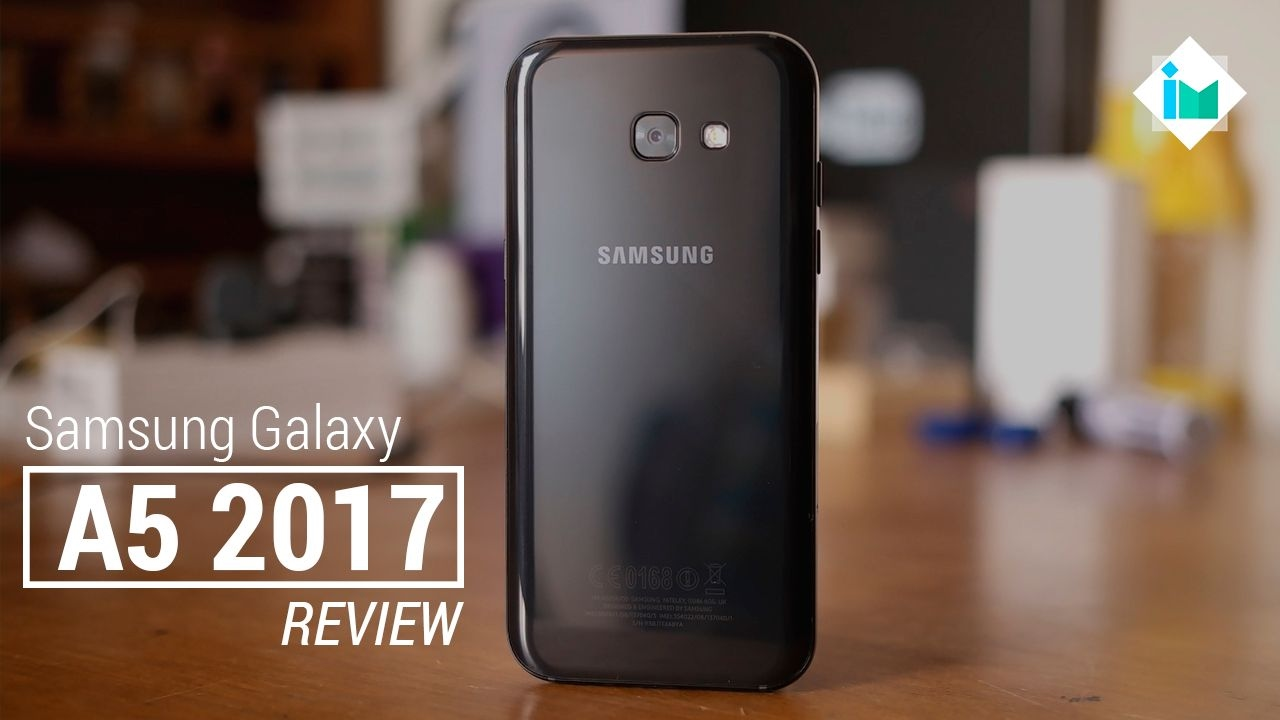 samsung galaxy a5 2017 review en espa ol youtube. Black Bedroom Furniture Sets. Home Design Ideas