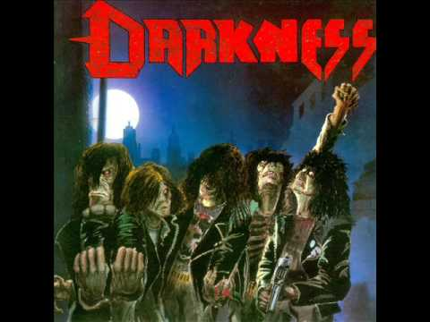 Darkness- Death Squad (FULL ALBUM) 1987