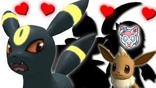 Umbreon's trouble - Eevee's family #2 - 3D Animation