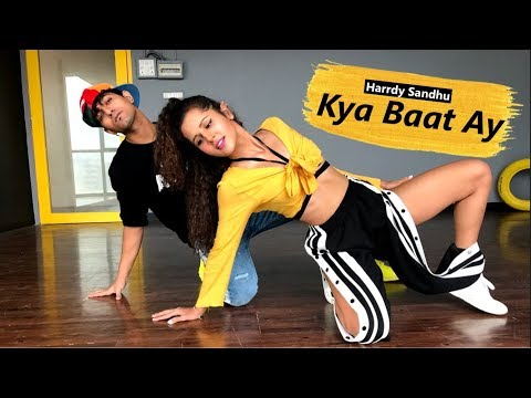 Kya Baat Ay Dance Cover   Harrdy Sandhu   Radhika Bangia   Vivek Dhadhich
