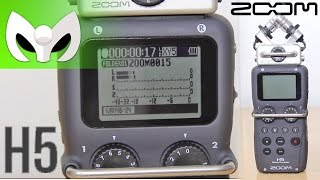 UNBOXING ZOOM H5 ESPAÑOL (MARCIANOSTYLE)