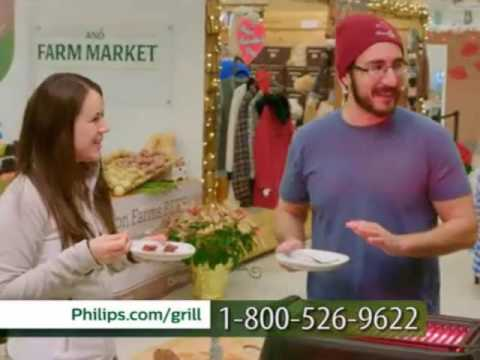 Phillips Indoor Grill Paid Program