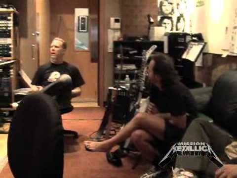 Mission Metallica: Fly on the Wall Clip (June 26, 2008)