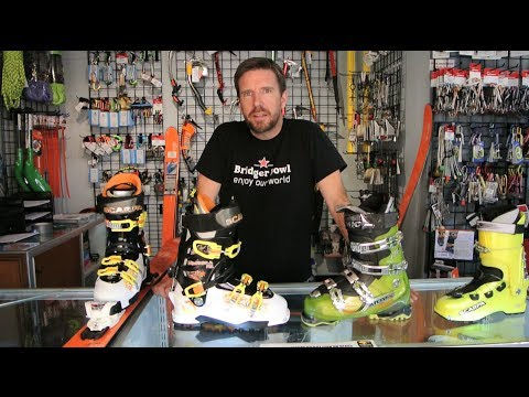 Can AT ski boots be used in Alpine bindings?