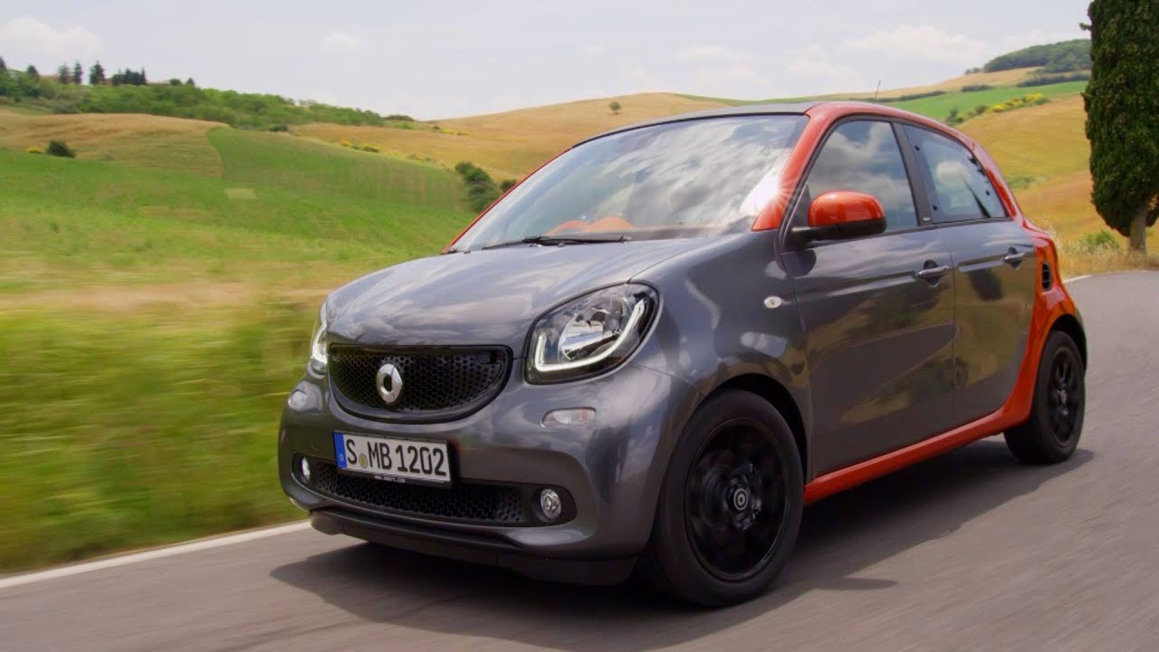 all new smart forfour design interior driving youtube. Black Bedroom Furniture Sets. Home Design Ideas