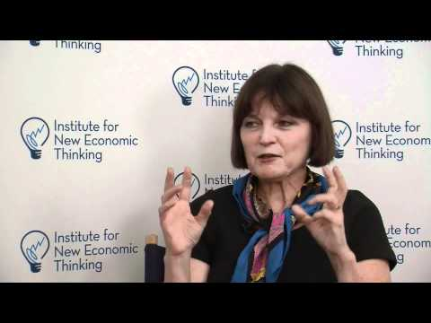Sylvia Nasar: The Discovery of Productivity Growth and the Welfare State (2/5)