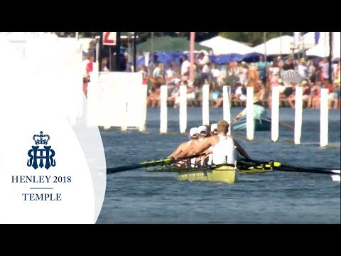 Temple Final - U. Washington, USA v Ox Brookes U. 'A' | Henley 2018