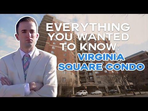 Virginia Square Condominium | 901 N Monroe St | Arlington VA Real Estate
