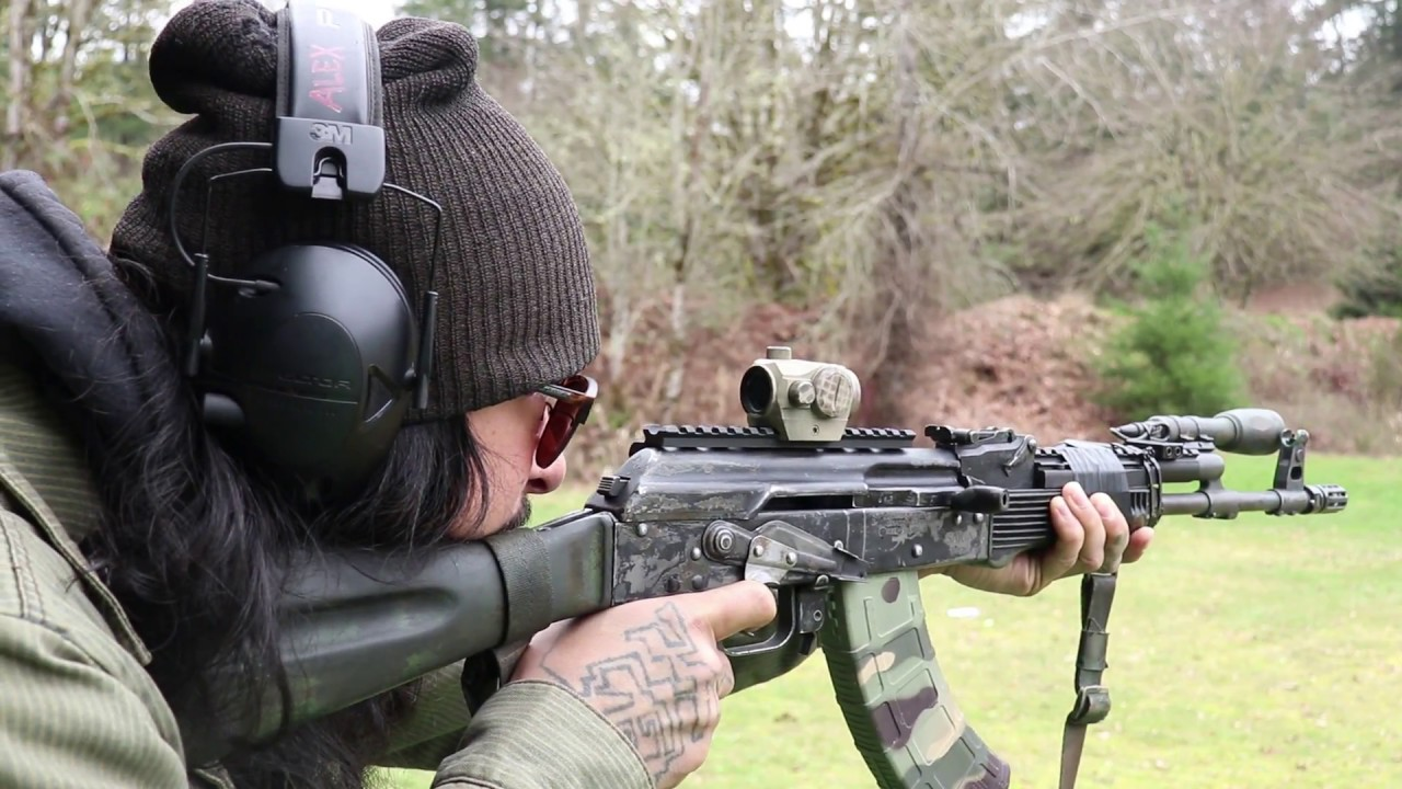 Midwest Industries AK Mount Review