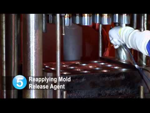 Proper Application of Mold Release Agents