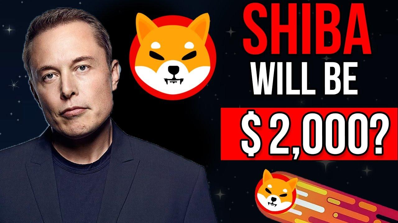 Elon Musk Says SHIB Must Be ,000? I Shiba Inu Price Prediction