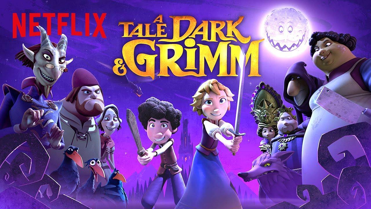 """NETFLIX: Niños traumatizados con """"A Tale Dark y Grimm"""", Serie cruel en la que los padres matan a sus hijos"""