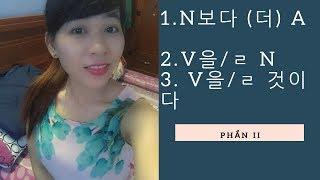 Tiếng Hàn Sơ Cấp 1 Online Day 27/30 PHẦN II: Đi nhà sách