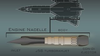 The Mighty J58 - The SR-71