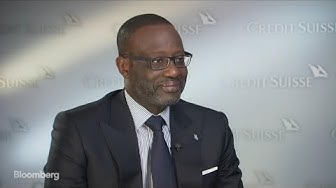 Credit Suisse CEO Tidjane Thiam on Leaving Bank, New CEO, Plans for Future