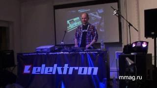 mmag.ru: Elektron Fest SPb 2011 Part 4 - Dataline presents Elektron The Trinity