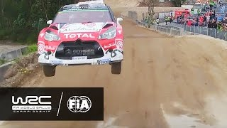 WRC - Vodafone Rally de Portugal 2016: Shakedown Highlights