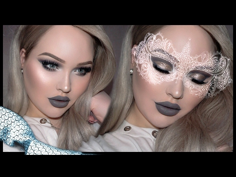 Thumbnail: FIFTY SHADES DARKER Inspired - Grey Makeup Tutorial