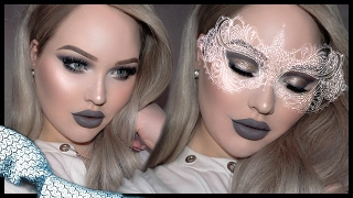 FIFTY SHADES DARKER Inspired - Grey Makeup Tutorial
