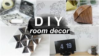 DIY Room Decor / Minimal & Affordable