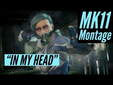 """in My Head""   MORTAL KOMBAT 11 MONTAGE EDIT"
