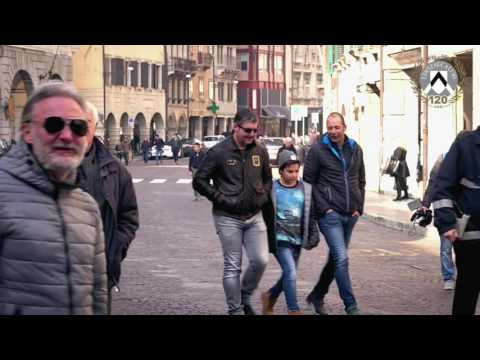 Day2: Zico all'Udinese Store e al Comune di Udine!