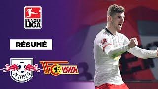 VIDEO: Résumé : Victoire renversante du RB Leipzig contre l'Union Berlin avec un Werner en feu