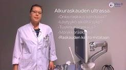 Alkuraskauden ultraäänitutkimus