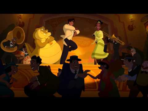 The Princess and the Frog - Down in New Orleans Finale (German) *Blu-ray Rip*
