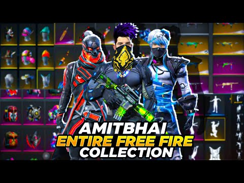 AmitBhai's Special 2020 Free Fire New Collection || Desi Gamers